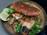 Wok-Tossed Crab in Tamarind Sauce