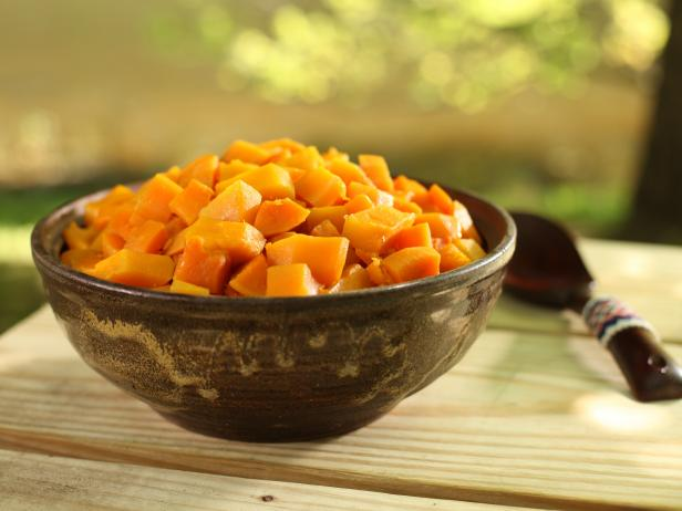 George Martin's Maple-Roasted Butternut Squash
