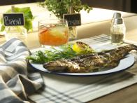 Grilled Whole Trout