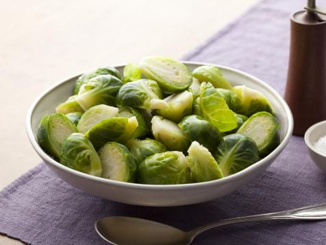 Basic Brussels Sprouts