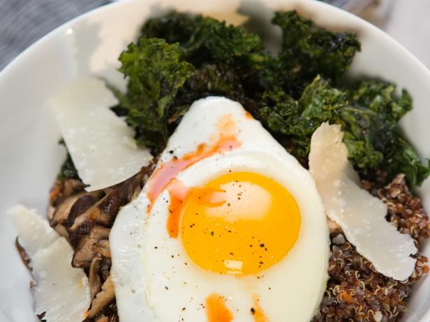 how to cook crispy kale uk