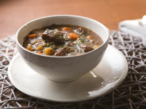 Slow Cooker Lentil-Beef Stew