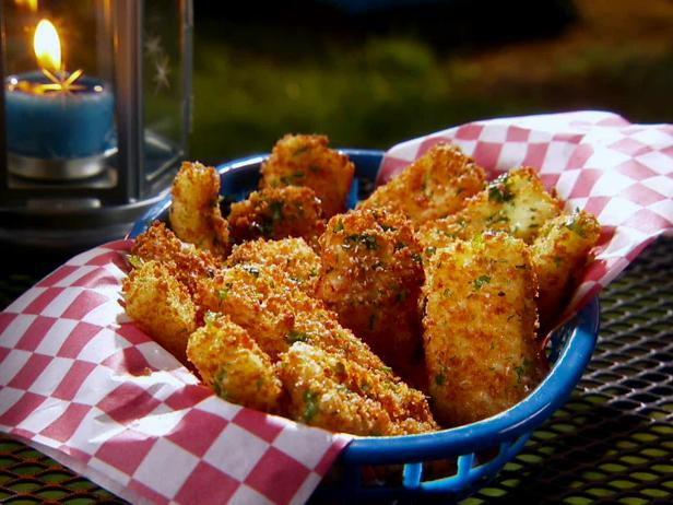 Baked Mexican Cheese Sticks