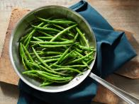 Heavenly Sauteed String Beans with Garlic