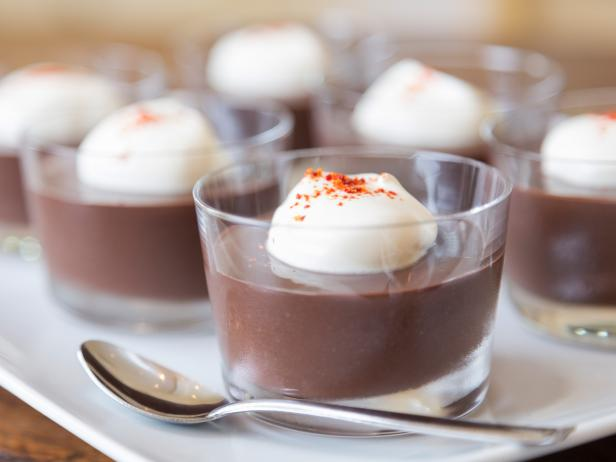 Piment Chocolate Pudding