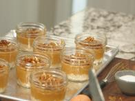 Pumpkin-Pecan Pie in a Jar