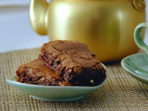 Korean Coffee Brownies