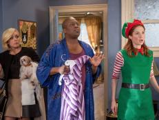 Unbreakable Kimmy Schmidt's Ellie Kemper, Tituss Burgess, Jane Krakowski and Carol Kane reveal their favorite spots to chow down in New York City.