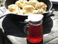 Sandy's Buttermilk Biscuits