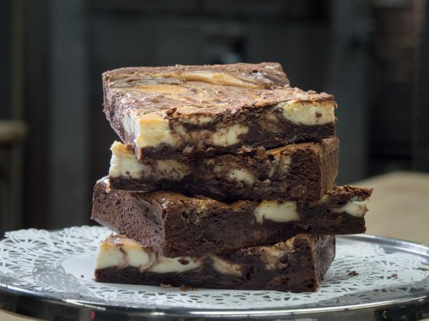 Chocolate cheesecake brownies recipe paul hollywood cooking channel chocolate cheesecake brownies forumfinder