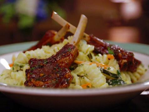 Asian Lollipop Lamb Chops