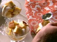 Mango and Macadamia Trifle