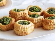 Spinach Stuffed Pastry