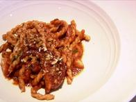 Fusilli With Octopus