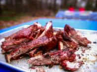 Roadside Barbecue in Baltimore
