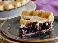 Old Fashioned Sour-Cherry Pie