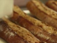 Organic Wheat Baguette Recipe