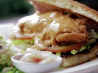 'Soul'ful Fried Catfish Po-Boy