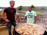 Tomales Bay Wood-Fire Paella
