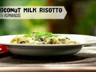 Coconut Milk Risotto