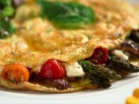 Bal's Vegetable Omelet