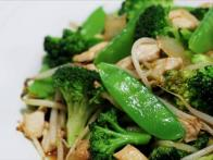 Sizzlin' Chicken Stir Fry
