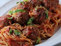 Tia's Turkey Spinach Meatballs